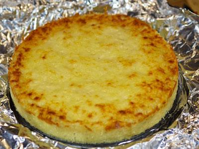 Картофельно-мясная запеканка (в фольге)