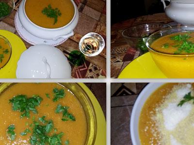 Протёртые супы