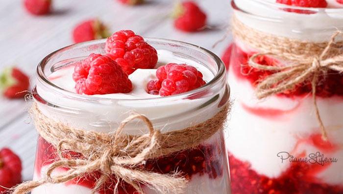 Полезные свойства йогуртов - для здоровья и красоты