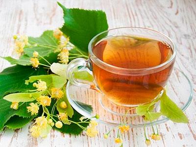 чай из липы