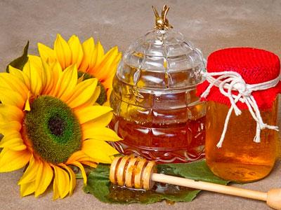 мед из подсолнечника