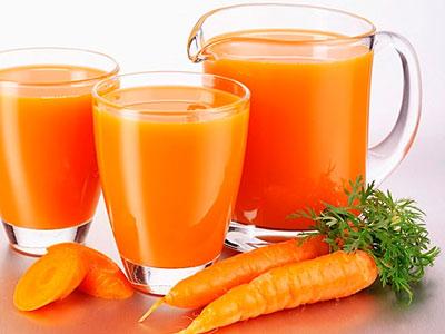 Морковный кисель