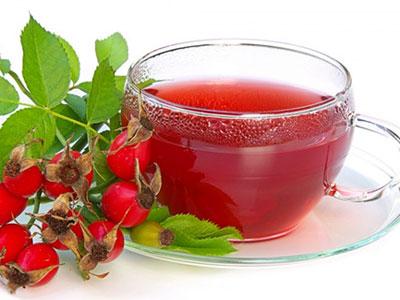 Кисель из ягод шиповника