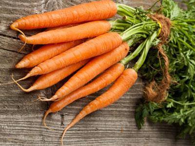 Соус из молока и морковки