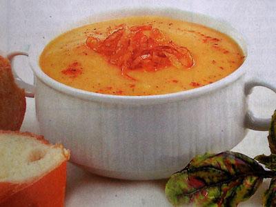 Суп из корнеплодов