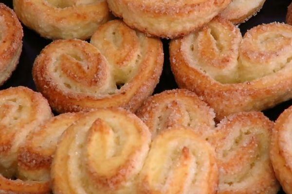 Сахарное творожное печенье как в детстве