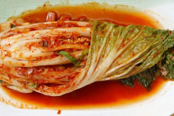 Кимчи быстрого приготовления
