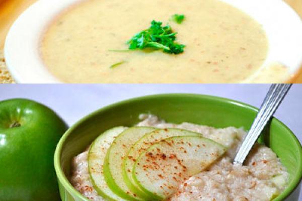 Еще три интересных супа-пюре