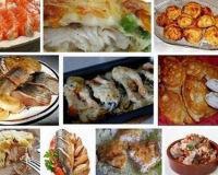 Следующие пять рецептов блюд из рыбы для диабетиков
