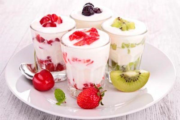 Используем кисломолочные продукты, для диетического меню