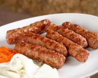 Мясные колбаски «Чевапчичи»