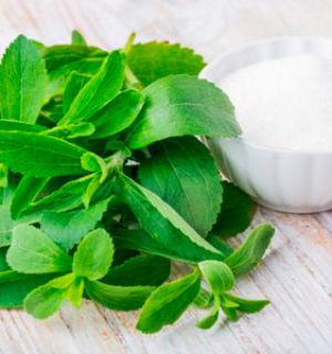 Никакой химии— натуральный, природный сахарозаменитель стевия