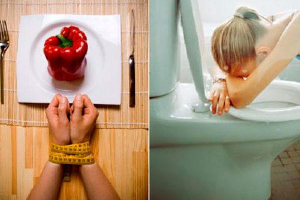 Заболевание булимия— как его распознать и вылечить?