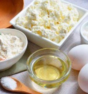 Готовим вкусные блюда из творога— диета 5