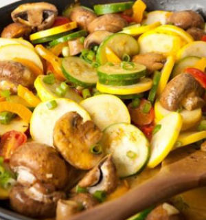 Приготовление овощных блюд – диета 4 б