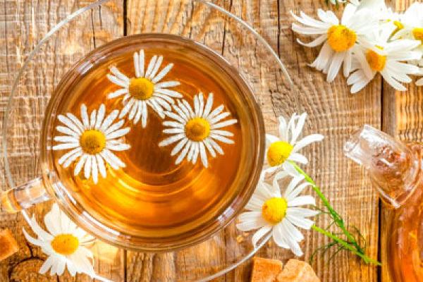 Чай из ромашки— удивительные свойства о которых вы и не подозревали