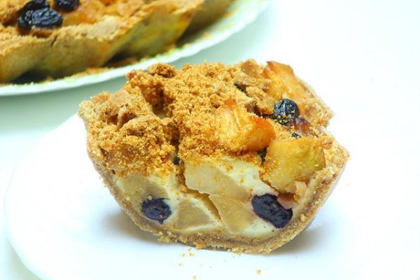 Бесподобный яблочный пирог тает во рту