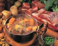 Рецепты блюд из мяса и  птицы – диета 4