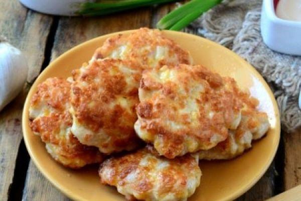 Вкуснейшие шницели с сыром