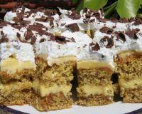 Изумительно вкусный десерт, который буквально тает во рту