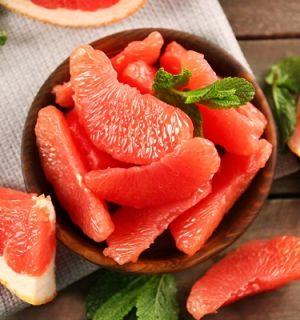 Грейпфрут: кислый и горький, но очень нужный!
