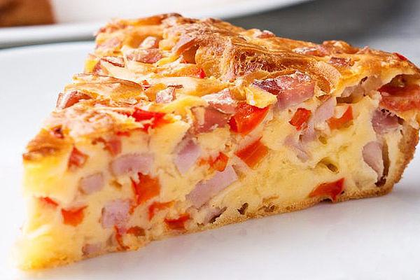 Сырный пирог «Выручайка»