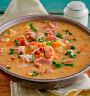 Секреты полезного супа