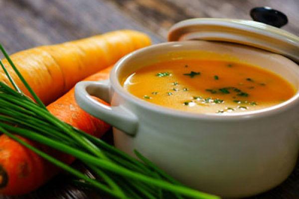 Вкусные супчики на обед— для тех, кто сидит на диете № 1