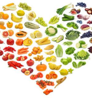 Зеленый и красный список продуктов для снижения холестерина при заболеваниях сердца