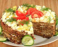 Самый мужской торт— мясной