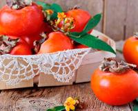 Хурма— лакомство из теплых стран или все о полезных свойствах этого заморского фрукта