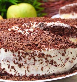 Торт «Выручайка» 20 Минут и торт на столе!