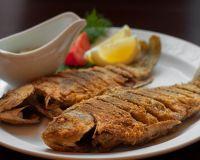 Как правильно пожарить костлявую рыбу