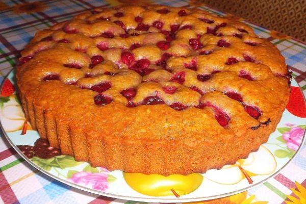 Очень вкусный пирог