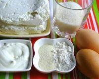 Что можно приготовить из яиц и творога, если вам назначили диету 4 и 4в
