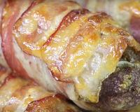 Мясные рулетики «Сюрприз»-горячее блюдо