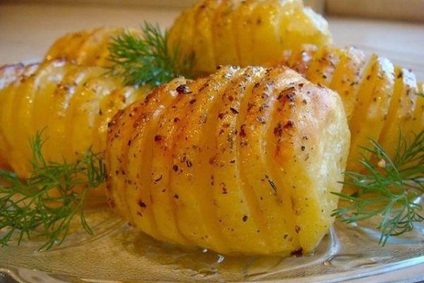 Картошечка на праздничный стол