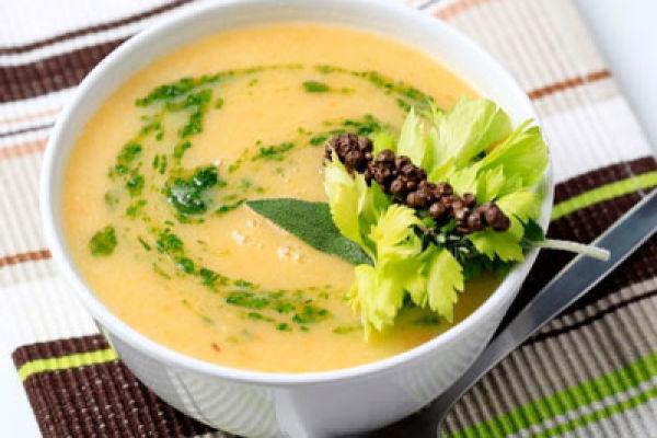 Вкусные слизистые супы