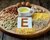 Чего бы такого скушать, чтобы зарядиться витамином Е?