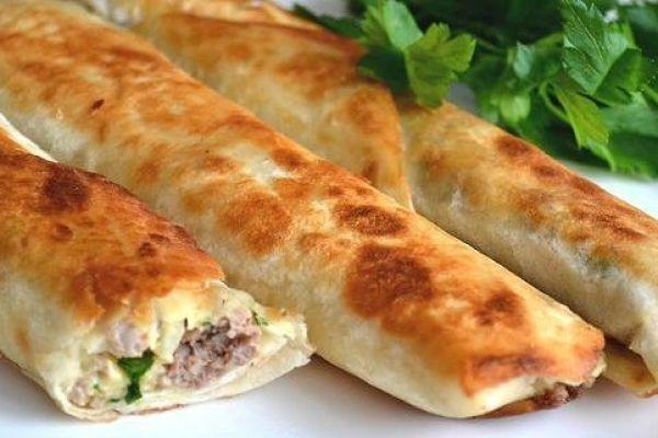 Вкуснейшее блюдо из лаваша