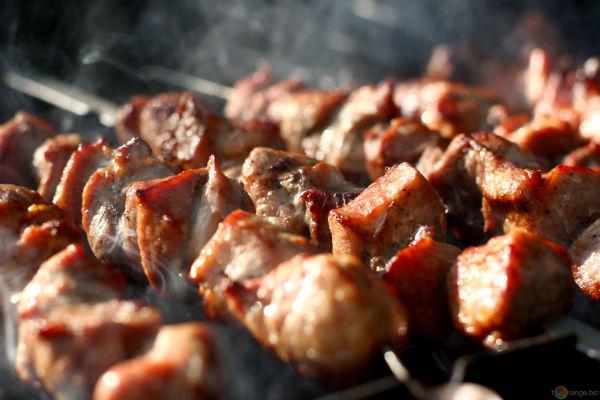 Фантастически мягкое мясо на шашлыки всего за 30 минут!