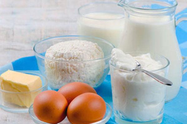 Блюда из творога и яиц очень полезные для диабетиков
