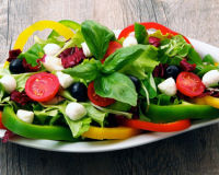 Ещё шесть вкусных и полезных салатов для тех кто страдает диабетом
