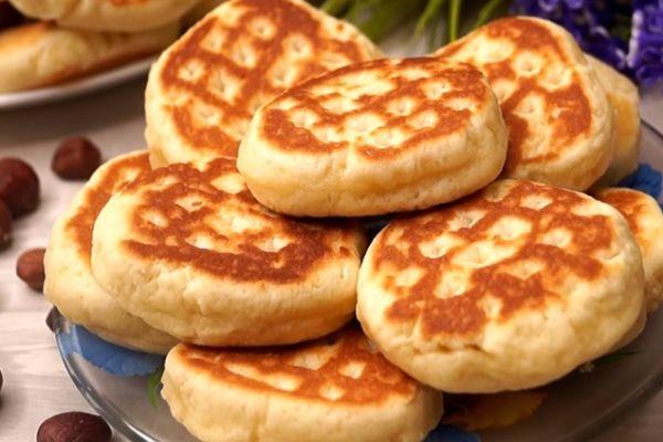 Быстрое печенье на сковороде: хит дачного сезона
