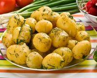 Диетические картофельные блюда на пару и не только