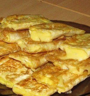 Вкусный завтрак на скорую руку