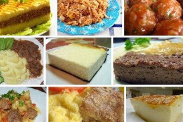 Вторые блюда при варикозе часть 2