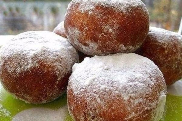 Пончики на сгущенке— просто тают во рту