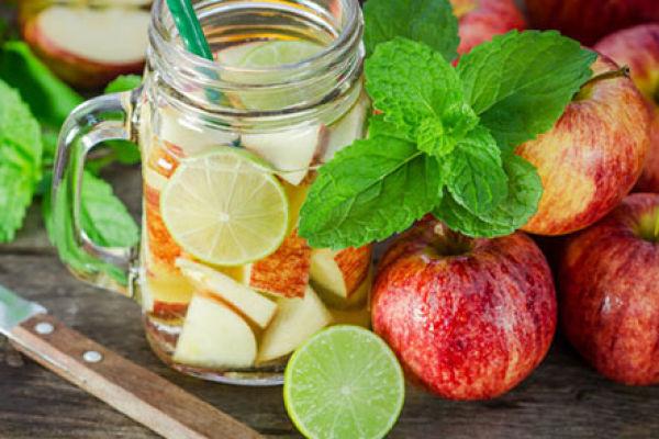 Детокс-напитки для очищения организма и похудения