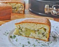 Универсальное тесто для пирога с любой не сладкой начинкой